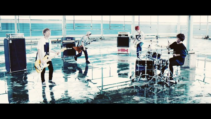 04 Limited Sazabys「climb」(Official Music Video)