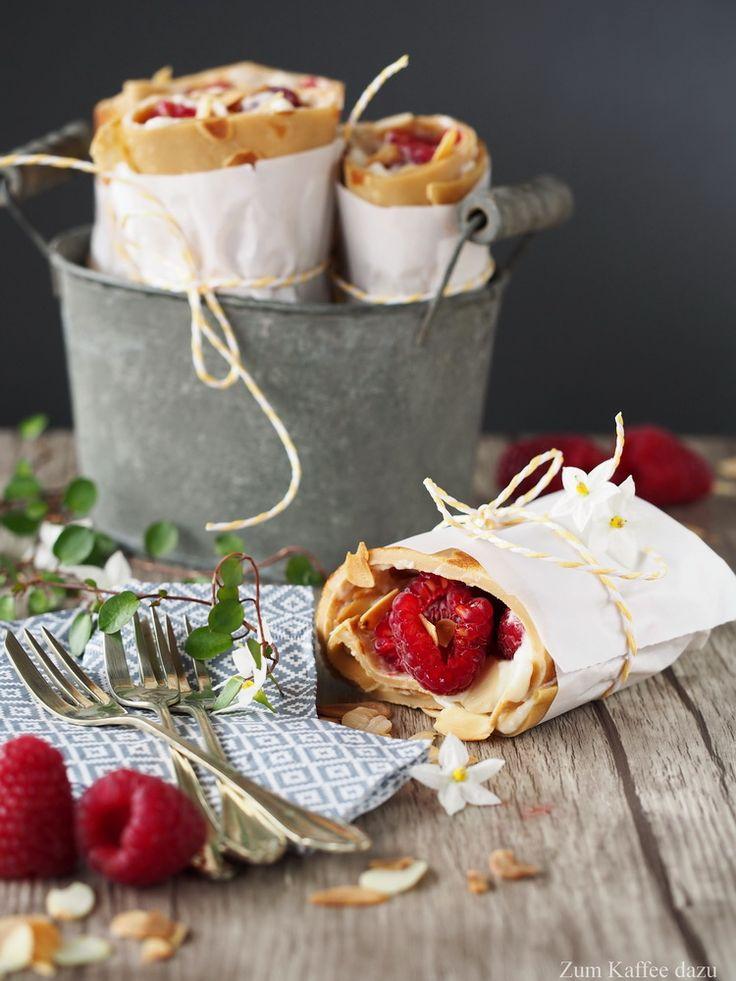Ein Dessert für unterwegs – das klingt irgendwie ziemlich gut, oder? Zum Beispiel für das nächste Picknick. Keine Gabel, kein Teller – man braucht gar nichts! Der Wrap sollte einem einf…