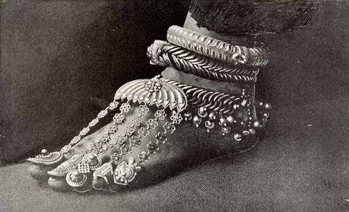 Vintage India - pag paan