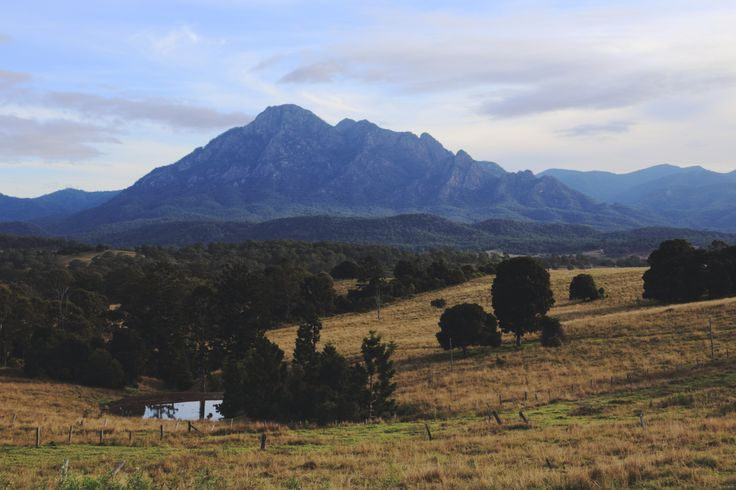 Mount Barney, Queensland.