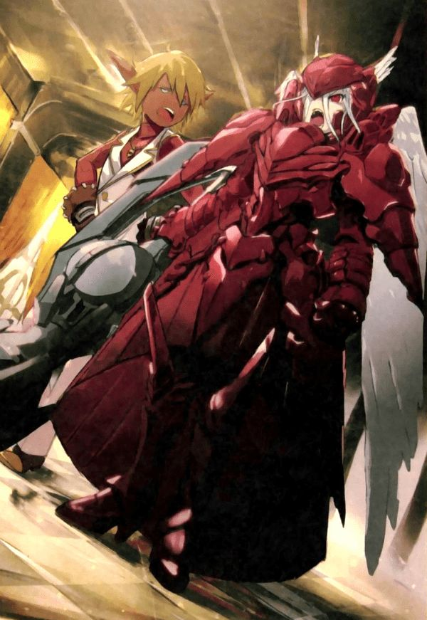 Overlord Volume 11 Translation for Chapter 1   Overlord ...