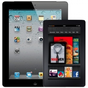 Amazon Steals 14% Tablet Market Share In Q4, Apple Share Drops To 57%