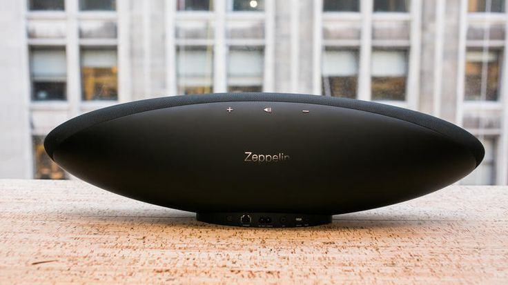 Bowers & Wilkins Zeppelin Wireless dishes out premium sound at a premium price