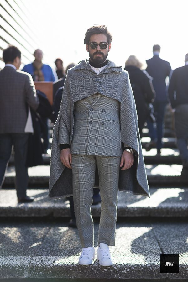 The Man Cape Coat: Can It Be Done?