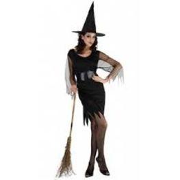 costume da strega facile halloween