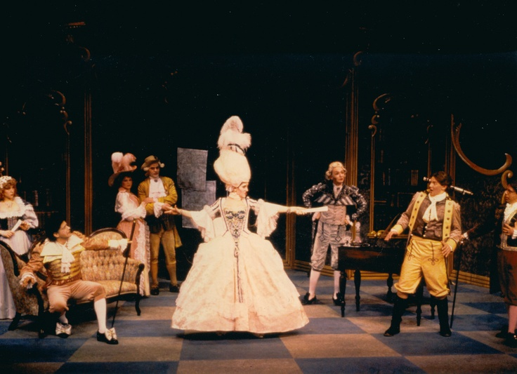 costumes from shows