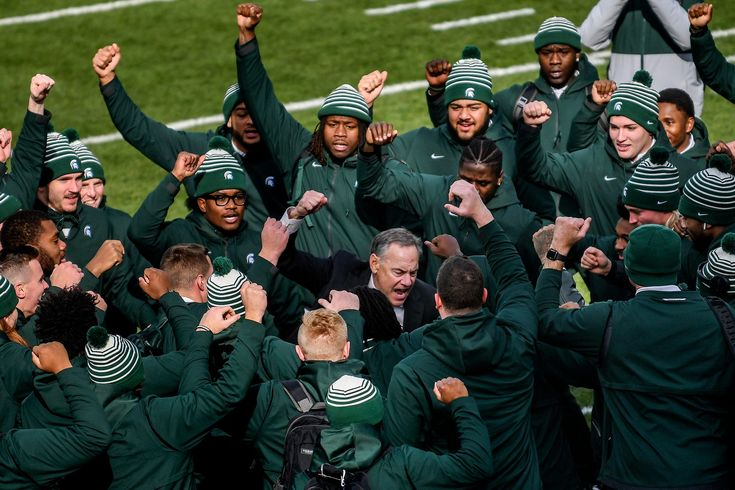 Five players for michigan state football to examine in