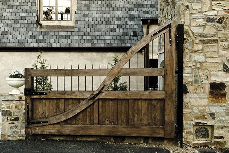 29 Best Driveway Gates Images On Pinterest Gate Ideas