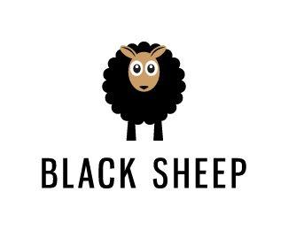 Logo Design - Black Sheep