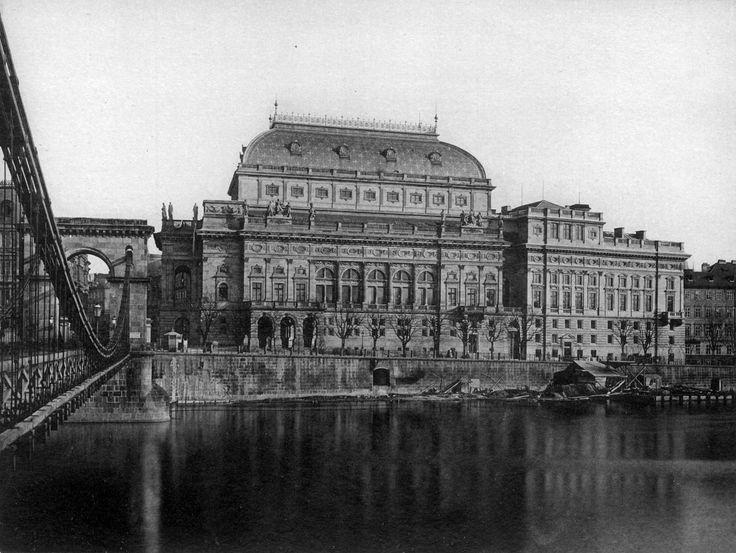 """Praha Neznámá on Twitter: """"Fotografie Karla Bellmanna z publikace Praha (vydáno před rokem 1885). https://t.co/NYeKj5ZKQQ https://t.co/N9Qf75g0M3"""""""
