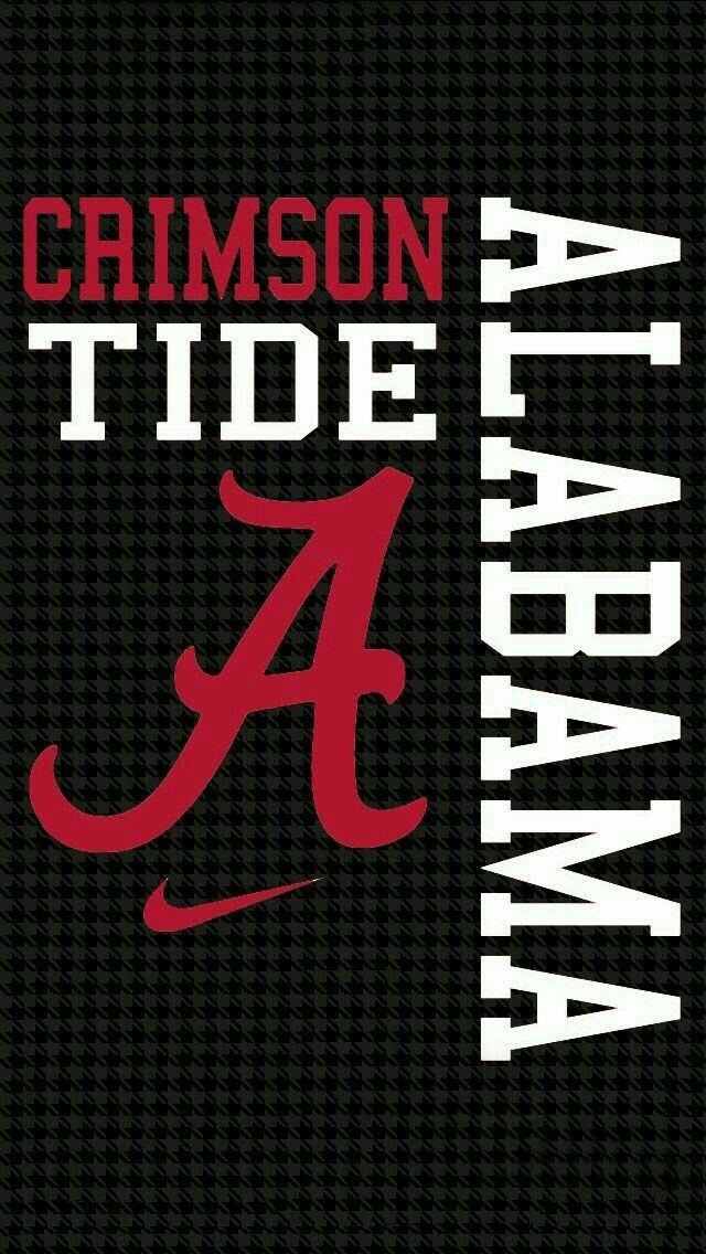 Pin By Becca On Bama Alabama Crimson Tide Logo Alabama Crimson