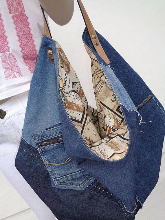 Oversized tas shopper tote grote handtas gek zak weekender