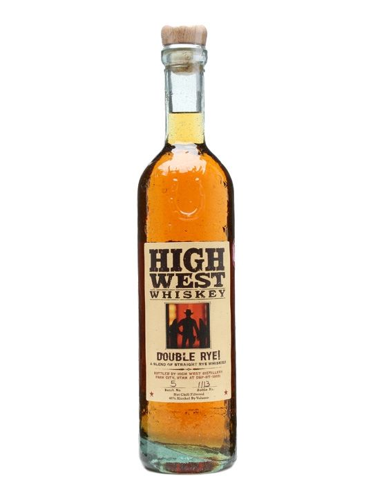High West Double Rye : The Whisky Exchange