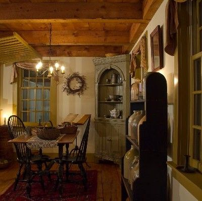17 Best Images About Colonial Homes And Decor On Pinterest