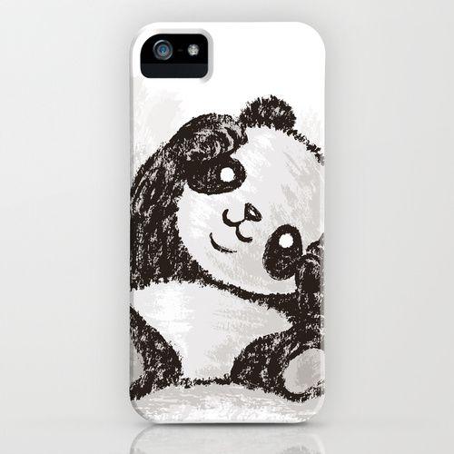phone case picture ideas - adorable panda phone case Fancy Phone Cases