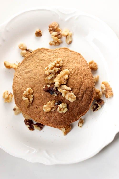 Gingerbread Oat Pancakes | Food & Drink | Pinterest | Pancakes ...
