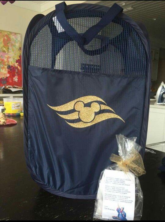 Fish extender gift idea laundry basket disney fe ideas for Disney fish extender gifts