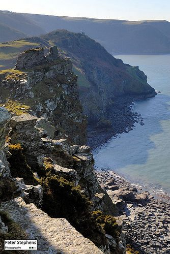 Valley of Rocks, Exmoor