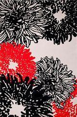 Kiku by Akira Isogawa - Hirameki - Rug Collections - Designer Rugs - Premium Handmade rugs by Australia's leading rug company