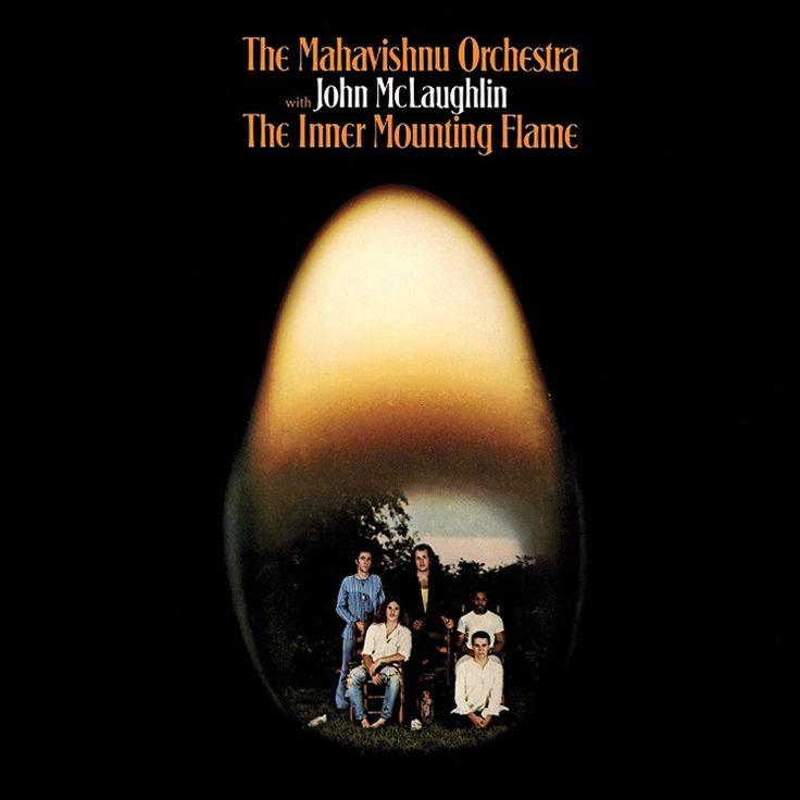 The Mahavishnu Orchestra - The Inner Mounting Flame on 180g Import Vinyl LP