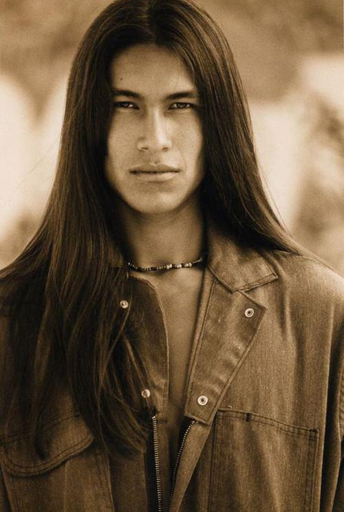Rick Mora is a model and actor of Yaqui and Apache of Mestizo decent. Born on January 22 in Los Angeles, California, Mora was raised in Crescent City, California on a one-hundred acre cattle farm that had no electricity or plumbing.