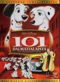 Disney Klassikko 17: 101 dalmatialaista - Juhlajulkaisu (2-disc)