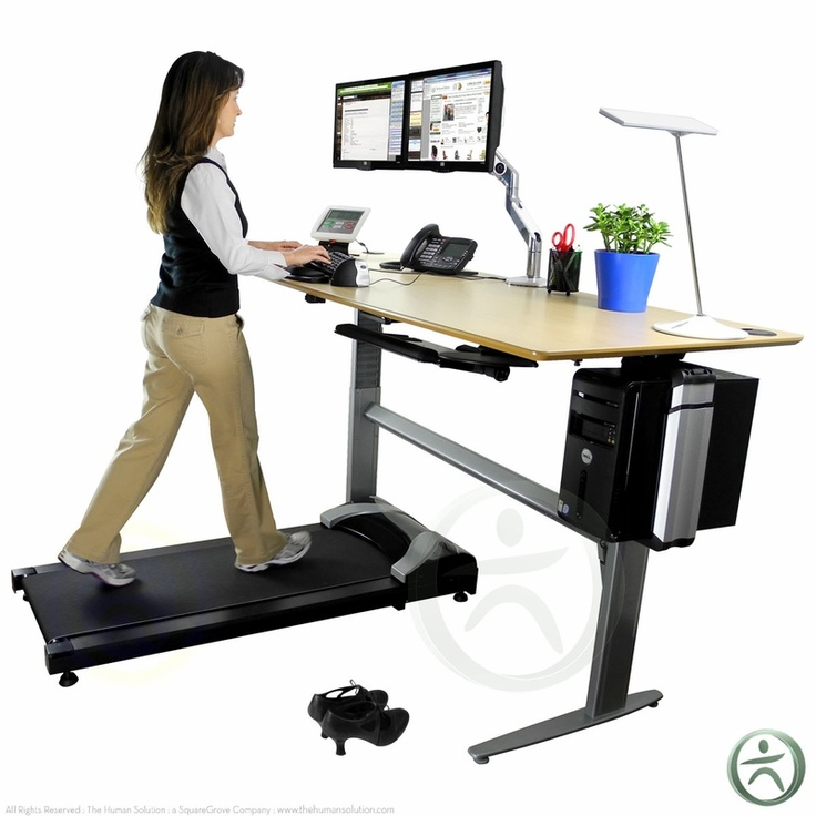 24 Best Images About Treadmill Desk Ideas On Pinterest