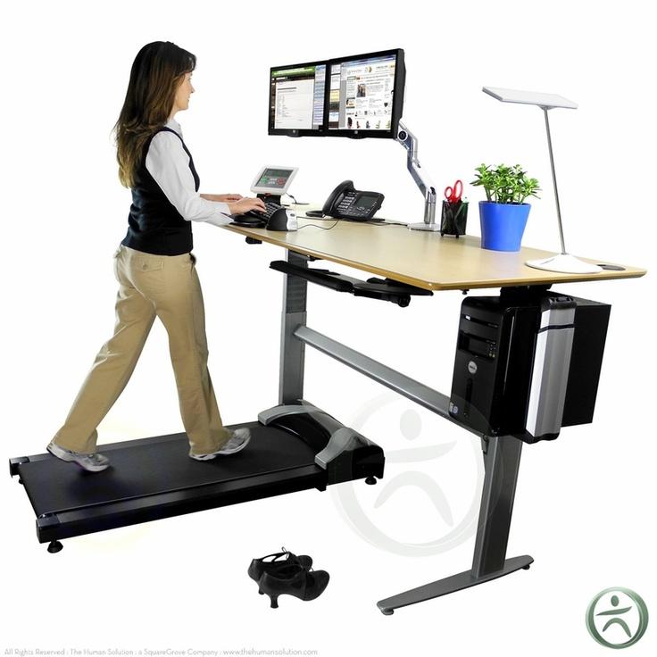 Treadmill Desk Cheap: 24 Best Images About Treadmill Desk Ideas On Pinterest