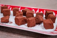 Mazi ta fagame: Τρουφάκια σοκολάτας με άρωμα καφέ