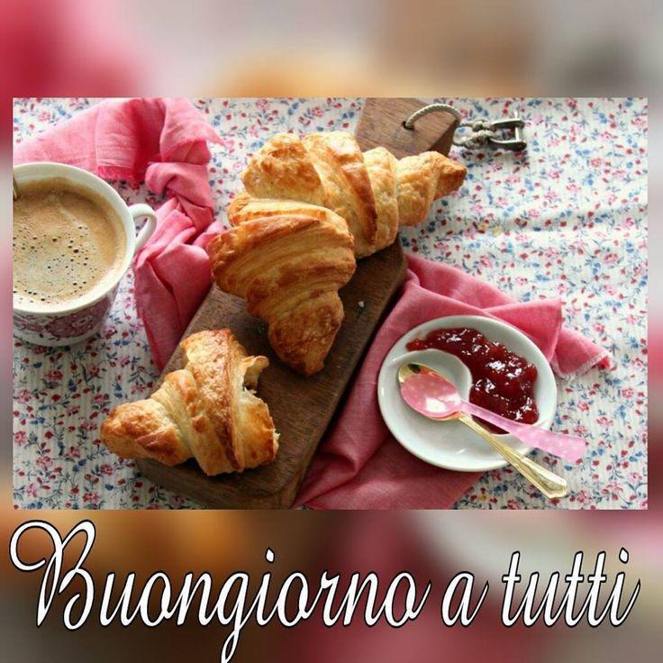 Buongiorno a tutti #buongiorno