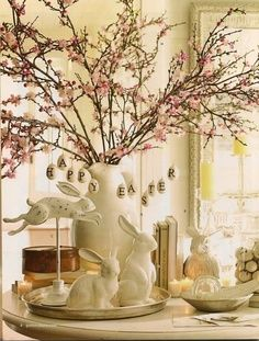 Spring Decorating Ideas | Fresh: Spring Decorating