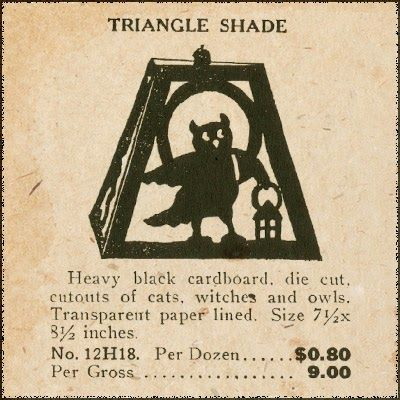 vintage halloween catalog google search