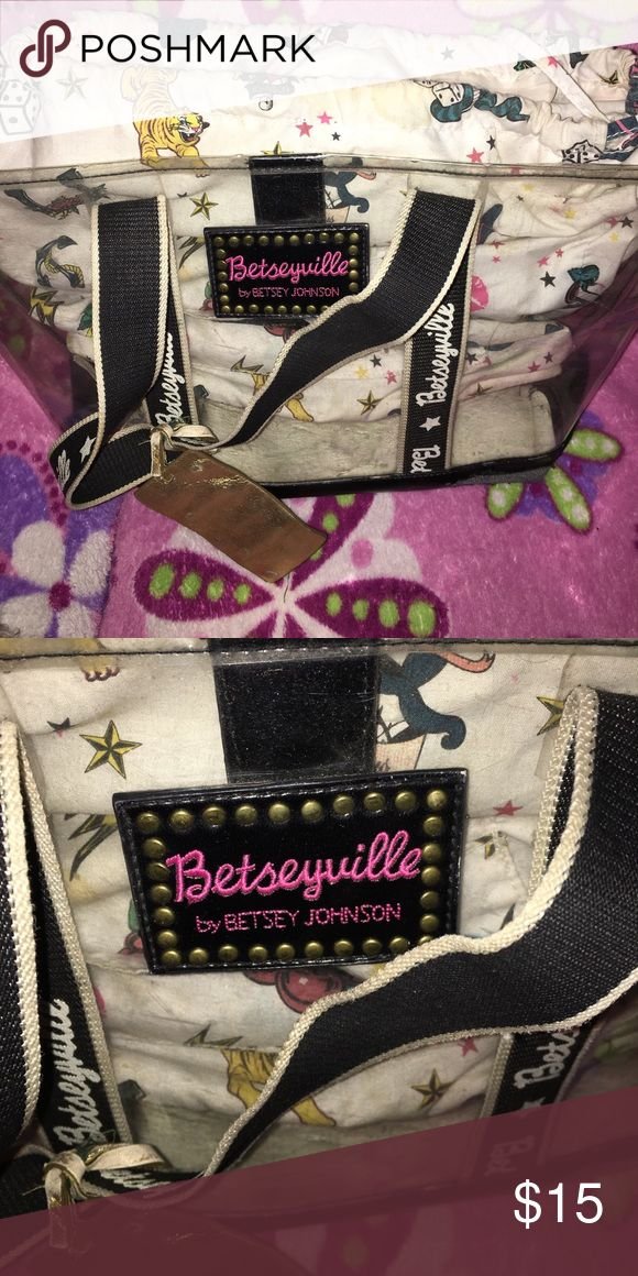 Betseyville bag Not a knock off Betsey Johnson Bags Shoulder Bags