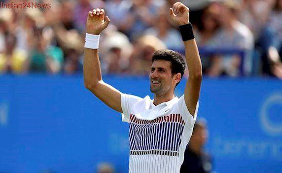 Novak Djokovic hoping to put struggles behind him at Wimbledon
