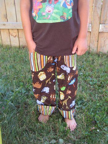 pants size 5