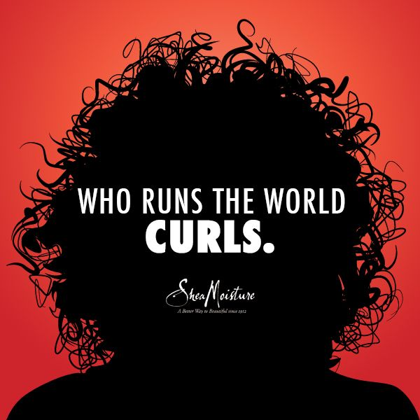 SheaMoisture Curly Girls, tell us why you love your curls in the comments below!