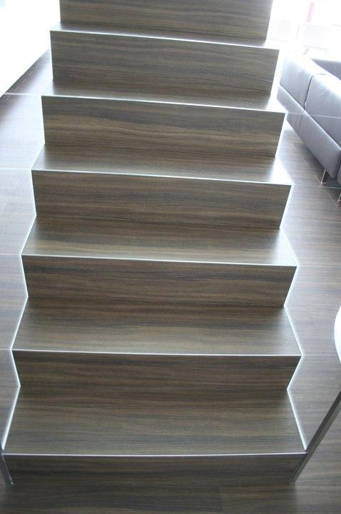 Stairs With Expona Laiptai Su Expona Private Apartment