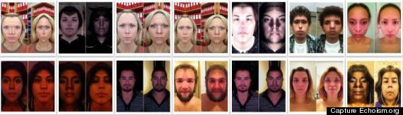Seriez-vous plus beau avec un visage symétrique? PHOTOS à lappui!