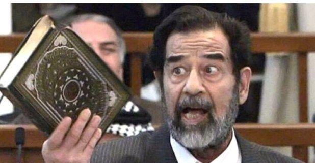 وثيقة مسربة من وقع وثيقة إعدام صدام حسين Fictional Characters John Character