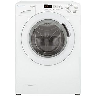 Buy Candy GV148D3W 8KG 1400 Spin Washing Machine- White at ...