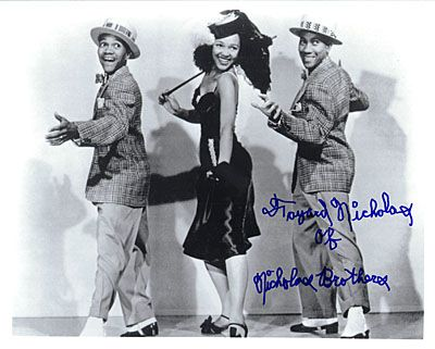 Dorothy Dandridge | Dorothy Dandridge & The Nicholas Brothers in Chattanooga Choo Choo The ...