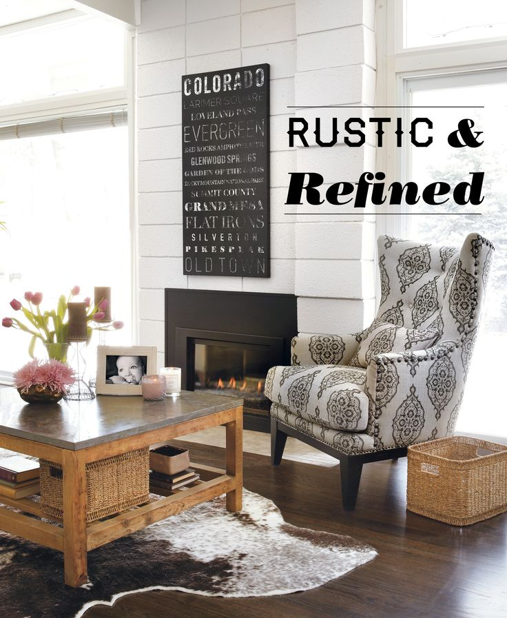 Home Decor  Rustic and Refined Home. 79 best RUSTIC   REFINED HOME images on Pinterest   Sofa  Sofa