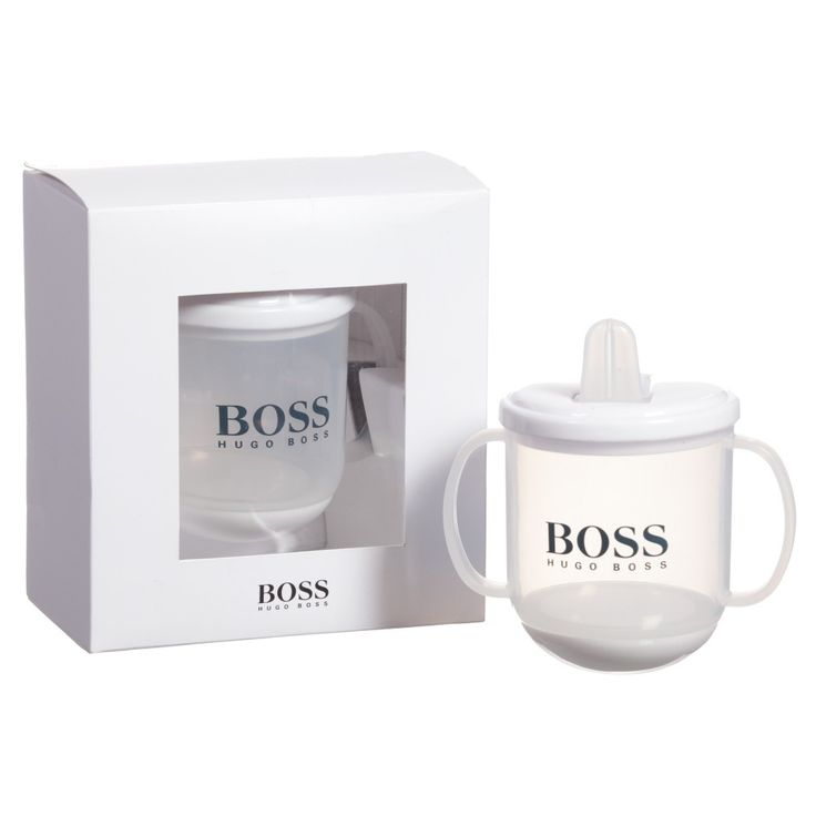Plastic Sippee Cup Gift Set, Boss