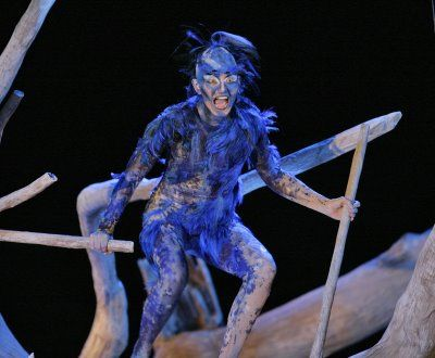 Ariel and allegory in the tempest