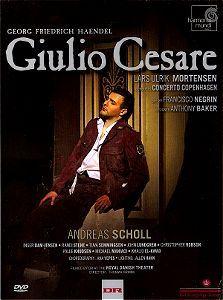 Andreas Scholl  HANDEL Giulio Cesare Harmonia Mundi HMD9909008.09 [BW]: Classical DVD Reviews - January 2008 MusicWeb-International