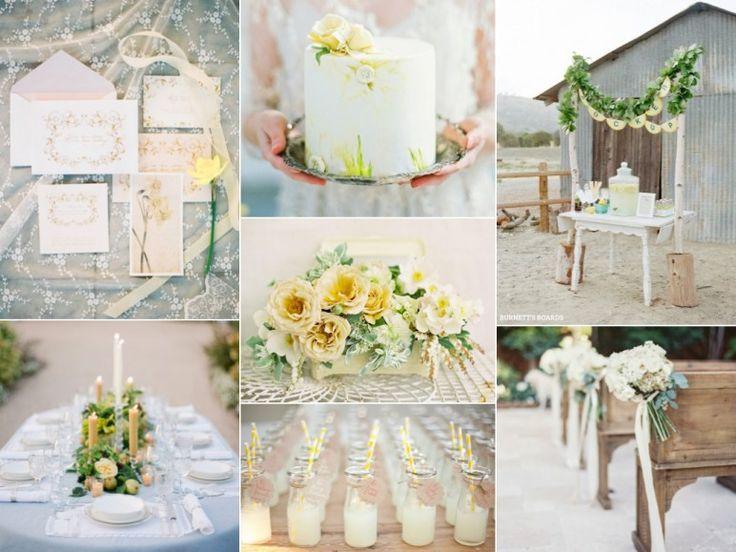 the 25 best pale yellow weddings ideas on pinterest