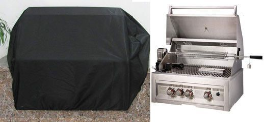 """G-COVER3B 3 Burner, 28"""" Gas Grill Cover"""