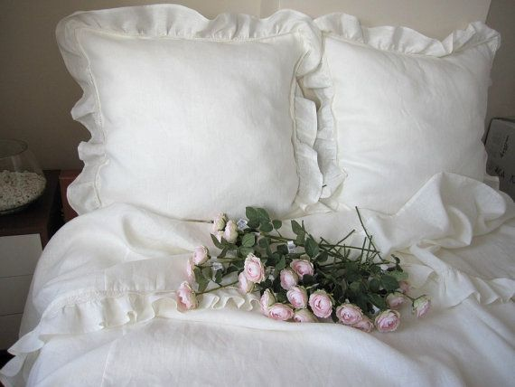 1000+ Ideas About Ruffle Bedding On Pinterest