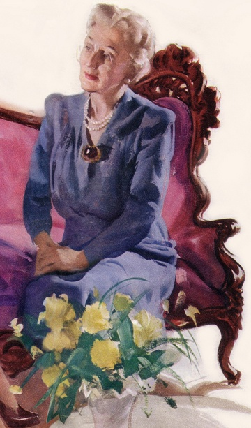 Harry Anderson, American painter and illustrator