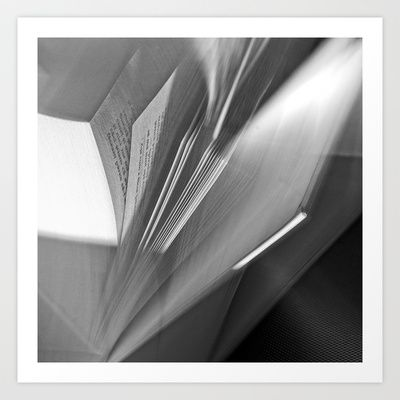 Book Art Print by marialivia16 - $14.04